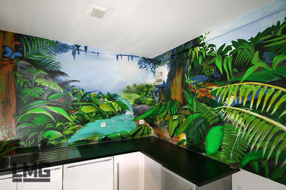 decoration graffiti artiste boutique toulouse