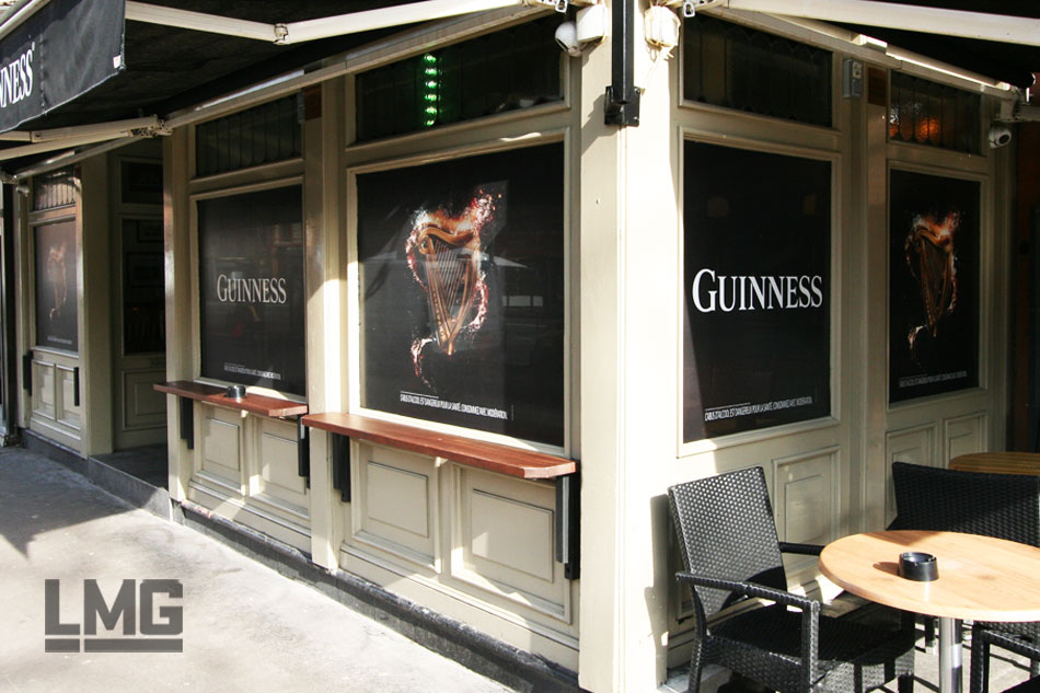 décoration vitrophanie microperforé toulouse